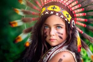 colonie éco-responsable indiens d'Amérique